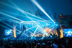 Music Festival Royalty Free Stock Images