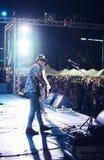 Music festival Pattaya beach resort. Royalty Free Stock Photo