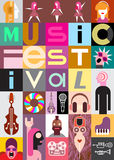 Music Festival Stock Images