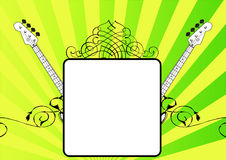 Music Frame Royalty Free Stock Image