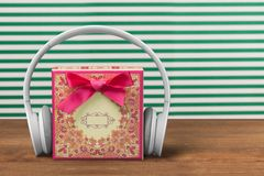 Music Gift Royalty Free Stock Photos