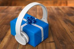 Music Gift Royalty Free Stock Images