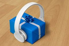 Music Gift Stock Images