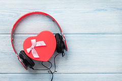 Music gift concept Stock Photography