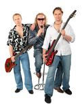 Music group Royalty Free Stock Image