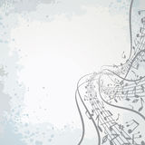 Music grunge background royalty free stock image