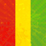 Music grunge background Royalty Free Stock Photos