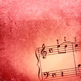 Music grunge backgrounds Royalty Free Stock Photography