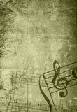 Music grunge backgrounds Royalty Free Stock Photo