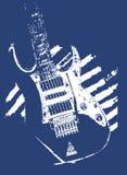 Music guitar Royalty Free Stock Image