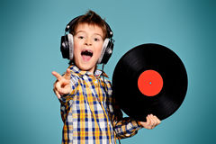Music hobby Stock Images