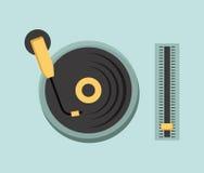 Music icon Royalty Free Stock Image