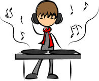 Music  icon vector Stock Image