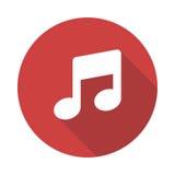 Music icon vector illustration