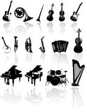Music instrument  Stock Photo