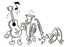 Music instrument Royalty Free Stock Image