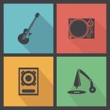 Music Instrument Royalty Free Stock Photos