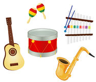 Music instrument Stock Image