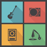 Music Instrument Royalty Free Stock Photos