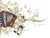 Free Music Instrument Background Royalty Free Stock Images - 1750049