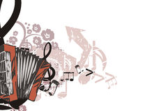 Free Music Instrument Background Royalty Free Stock Images - 1750549