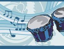 Music Instrument Background Stock Photo