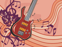 Music Instrument Background Royalty Free Stock Images