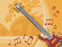 Music Instrument Background Royalty Free Stock Photos