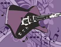 Music Instrument Background Royalty Free Stock Photo