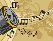 Music Instrument Background Royalty Free Stock Photo