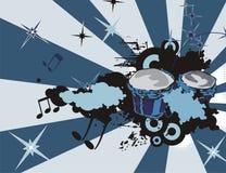 Music Instrument Background stock illustration
