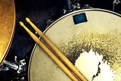 Music and instrument background Royalty Free Stock Photo