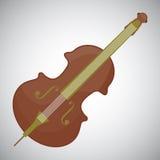Music instrument design Royalty Free Stock Photos
