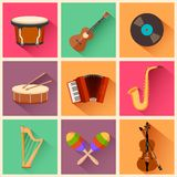 Music instrument Stock Photos