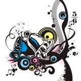 Music instrument series Stock Photo