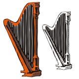 Music instrument series Stock Photos