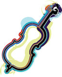 Music instrument vector illustration. Colorful Music Instrument. Vector illustration Stock Photo
