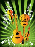 Music instruments Stock Images