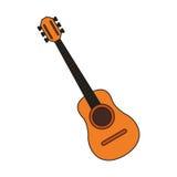 Music instruments design Royalty Free Stock Photos