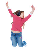 Music, joy, child and youth Royalty Free Stock Photo