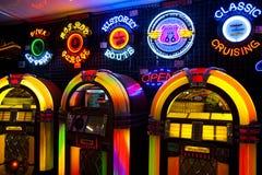 Music jukebox lights