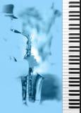 Music keyboard Royalty Free Stock Image