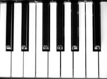 Music keyboard Royalty Free Stock Photos