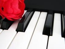 Music keys Royalty Free Stock Photo