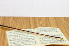 Music Lesson Stock Image