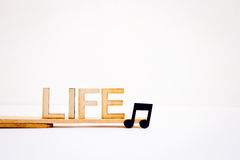 Music Life Stock Photography