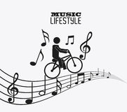 Music lifestyle Stock Photos