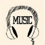 Music lifestyle Royalty Free Stock Photos