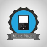 Music lifestyle design Stock Photo