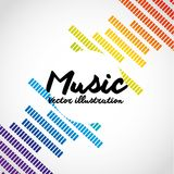 Music lifestyle design Stock Photos